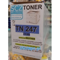 Toner do  Brother TN247 Cyan  L3510//   L3550//  L3210//  L3230//  L3270// L3280// L3710//  L3730// L3740// L3750//  L3770//