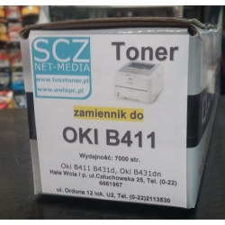 Toner do Oki B411  [7k]