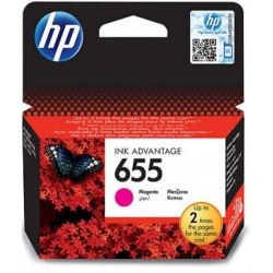 HP655 tusz magenta do HP 3525 4615 4625 5525 6525
